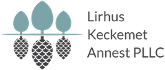 Lirhus Keckemet Annest – Adoption, ART, Estate Planning & Probate Attorneys Logo